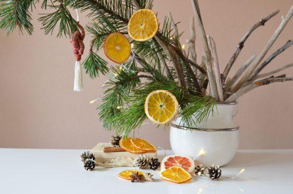 Džiovinti apelsinai