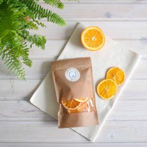 dziovinti apelsinai