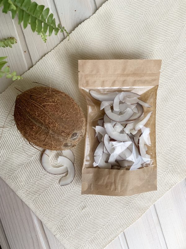 dziovinti kokosai
