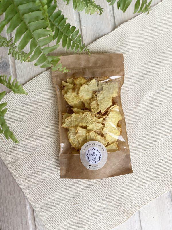 dziovinti ananasai